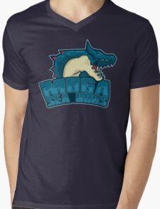 Monster Hunter All Stars - Moga Sea Dogs Mens V-Neck T-Shirt