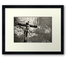 My Lord and My God Framed Print