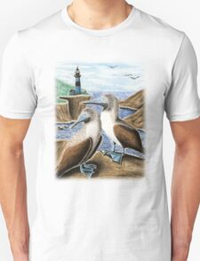 Blue-footed Booby T-Shirt
