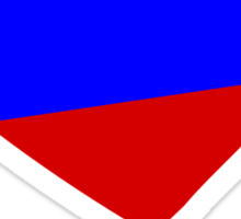 Country - Heart Russia 2 Sticker