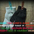 Isaiah 59:1 by mariatheresa