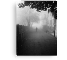 Silent Hill Canvas Print
