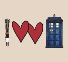 I love Doctor Who by Gitta Jocson