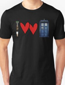 I love Doctor Who T-Shirt