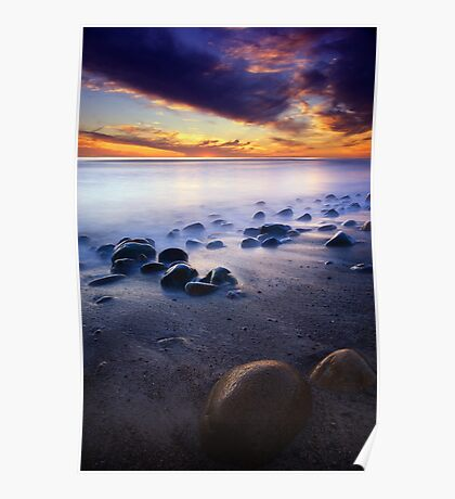 Two Rocks Poster