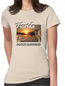 Florida (Busch Gardens) Womens Fitted T-Shirt