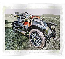 1906 Peugeot Poster