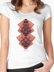 NATIVE BELLS Women's Fitted Scoop T-Shirt