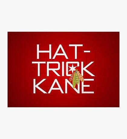 Hat-Trick Kane Photographic Print