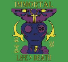 Life Over Death One Piece - Short Sleeve