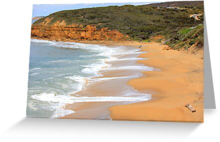 Bell's Beach by Kerry  Hill