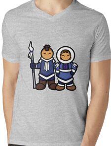 South Pole kids Mens V-Neck T-Shirt