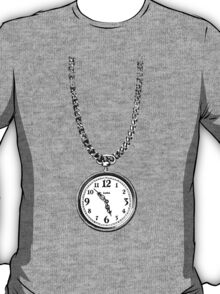 Wear your clock like Flavour Flav T-Shirt