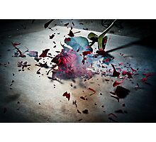 Valentine's Day Massacre Photographic Print