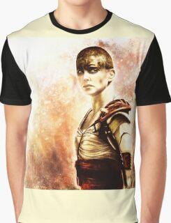 Mad Max : Fury Road - Furiosa Graphic T-Shirt