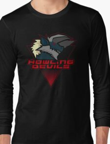 Monster Hunter All Stars - Howling Devils [Subspecies] Long Sleeve T-Shirt