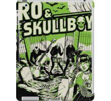 Ro & the Skullboys iPad Case/Skin