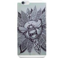 Bee Still iPhone Case/Skin