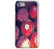 Cupcakes iPhone Case/Skin