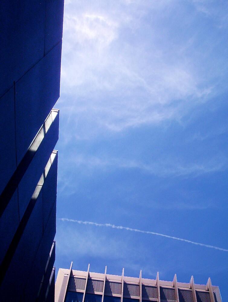 Sky Written by Robert Phillips