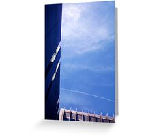 Sky Written Greeting Card