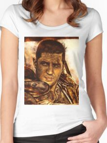 Mad Max : Fury Road Women's Fitted Scoop T-Shirt