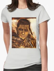 Mad Max : Fury Road Womens Fitted T-Shirt