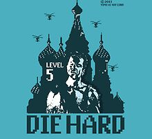 Die Hard... Level 5! IPad by loku