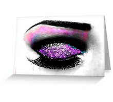 Romantic Eye Greeting Card