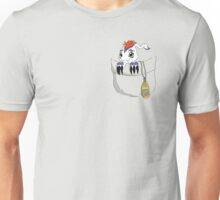Gomamon in your pocket Unisex T-Shirt