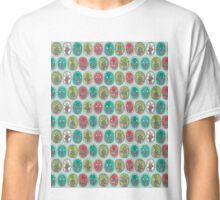 Reindeer Frames - Light Green by Andrea Lauren  Classic T-Shirt
