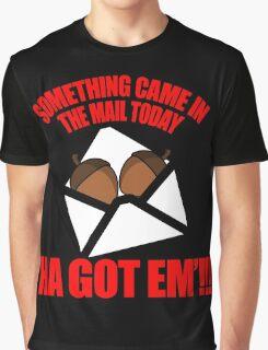 Deez nuts cartoon  Graphic T-Shirt