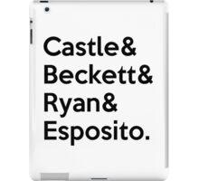 The 12th Precinct's Fantastic Four iPad Case/Skin