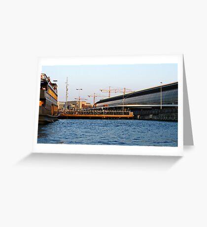 Amsterdam 06 Greeting Card