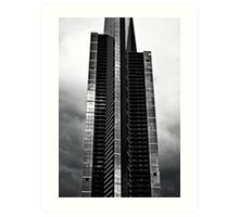 Eureka Tower Melbourne. Art Print