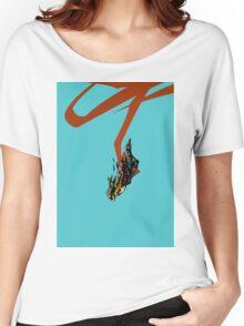 Tandum Fall Colour Alt Wide Women's Relaxed Fit T-Shirt