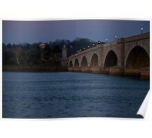 Annapolis Memorial Bridge Poster