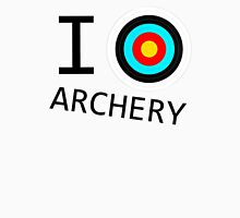 I Target Archery! Long Sleeve T-Shirt