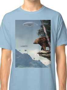 Do Aliens Get Grizzly? Classic T-Shirt
