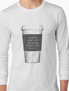 Beckett's Coffee Long Sleeve T-Shirt