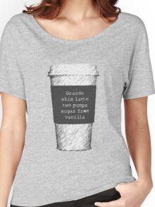 Beckett's Coffee Women's Relaxed Fit T-Shirt