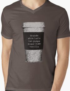 Beckett's Coffee Mens V-Neck T-Shirt