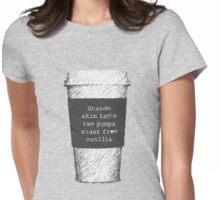 Beckett's Coffee Womens Fitted T-Shirt