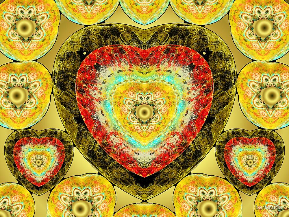 Tut54#3:  Golden Hearted (G1120) by barrowda