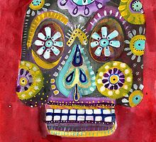 Sugar Skull - DAY OF THE DEAD by dayofthedeadart