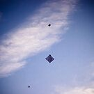 """""""Kites rise highest against the wind, not with it"""" by Th3rd World Order"""