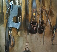The Tack Room by Carol Bleasdale