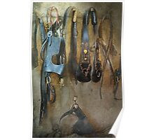 The Tack Room Poster