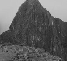 Want2Believe (Machu Picchu) Sticker