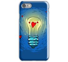 Light love iPhone Case/Skin